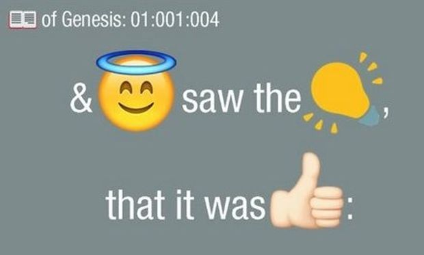 Bible Emoji/Twitter/Twitter