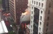 Масштабный пожар в сербском соборе в Нью-Йорке <br> twitter.com/mgbward