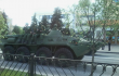 Military hardware in occupied Donetsk <br> twitter.com/relictdon