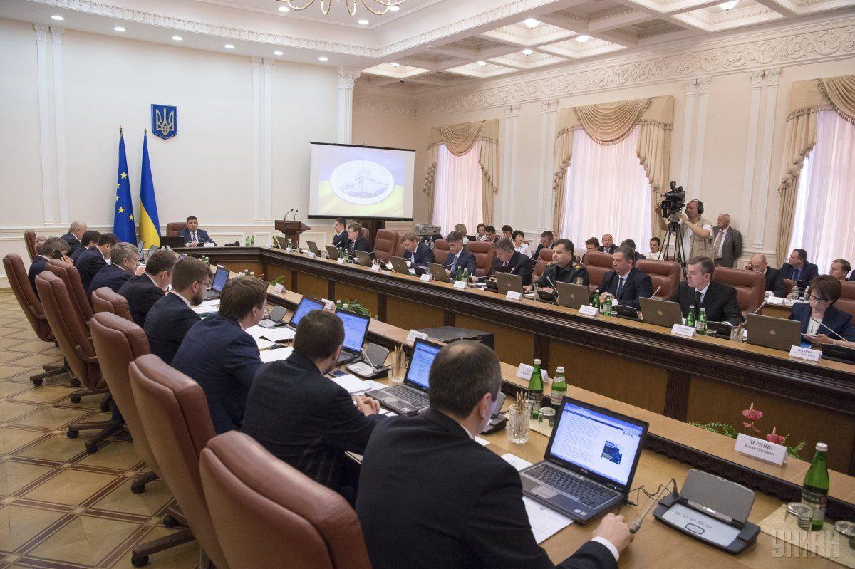 Кабмин продлил и расширил санкции против поддерживающих агрессию РФ / Фото УНИАН