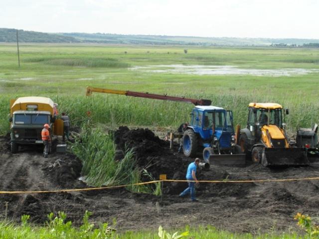 газопровод / Фото Днепропетровской ОГА