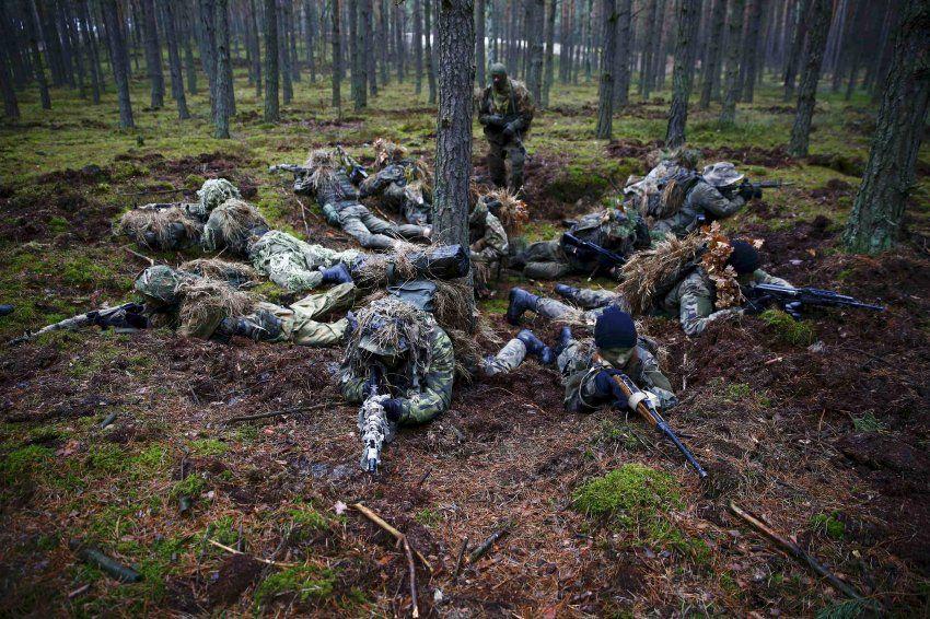 Украина впервые примет участие в масштабных военных учениях НАТО