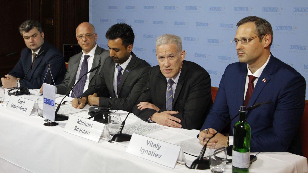 OSCE/Liubomir Turcanu