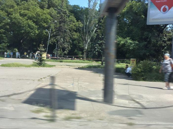 Одесса, Куликово поле / Фото Думская