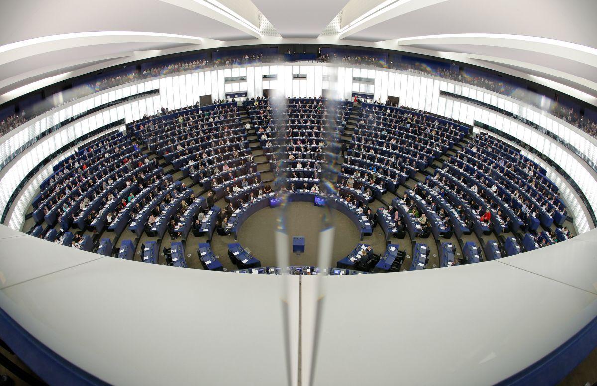 Европарламент в Страсбурге / REUTERS