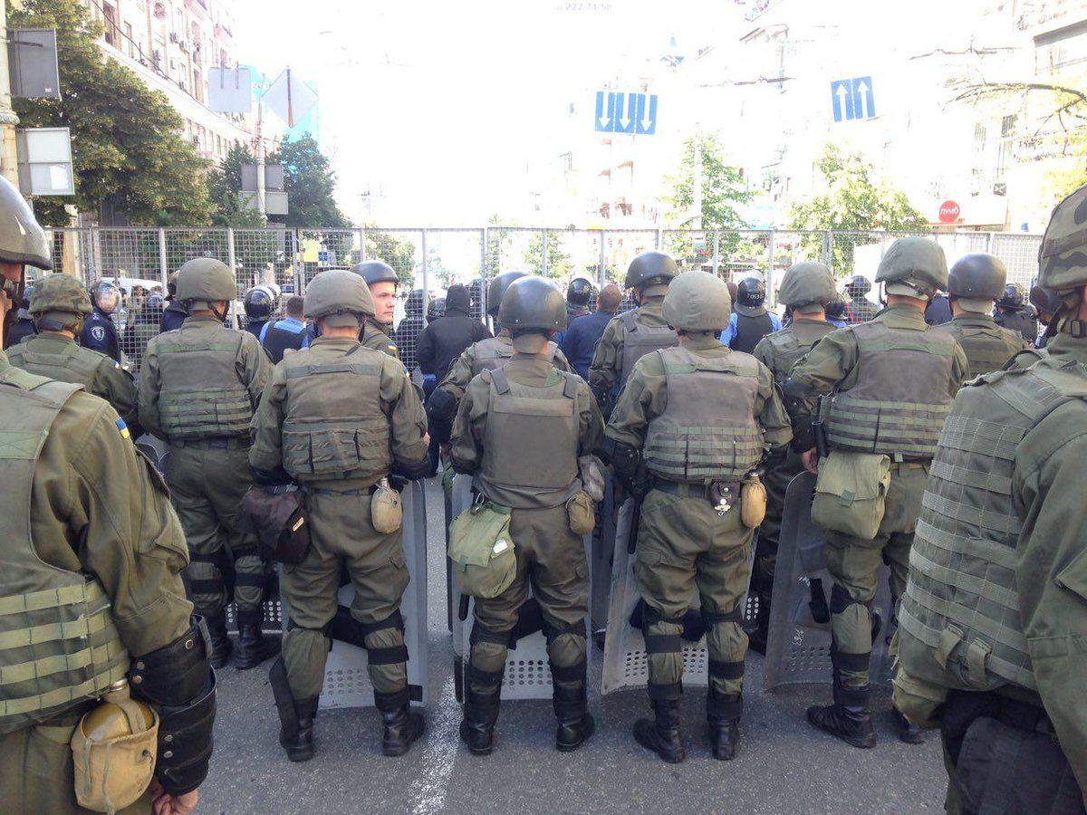 Во время ЛГБТ-марша задержали более 30 человек - СМИ