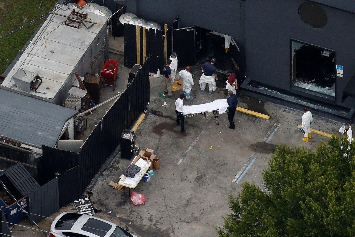Боевики «ИГ» взяли насебя ответственность застрельбу вОрландо