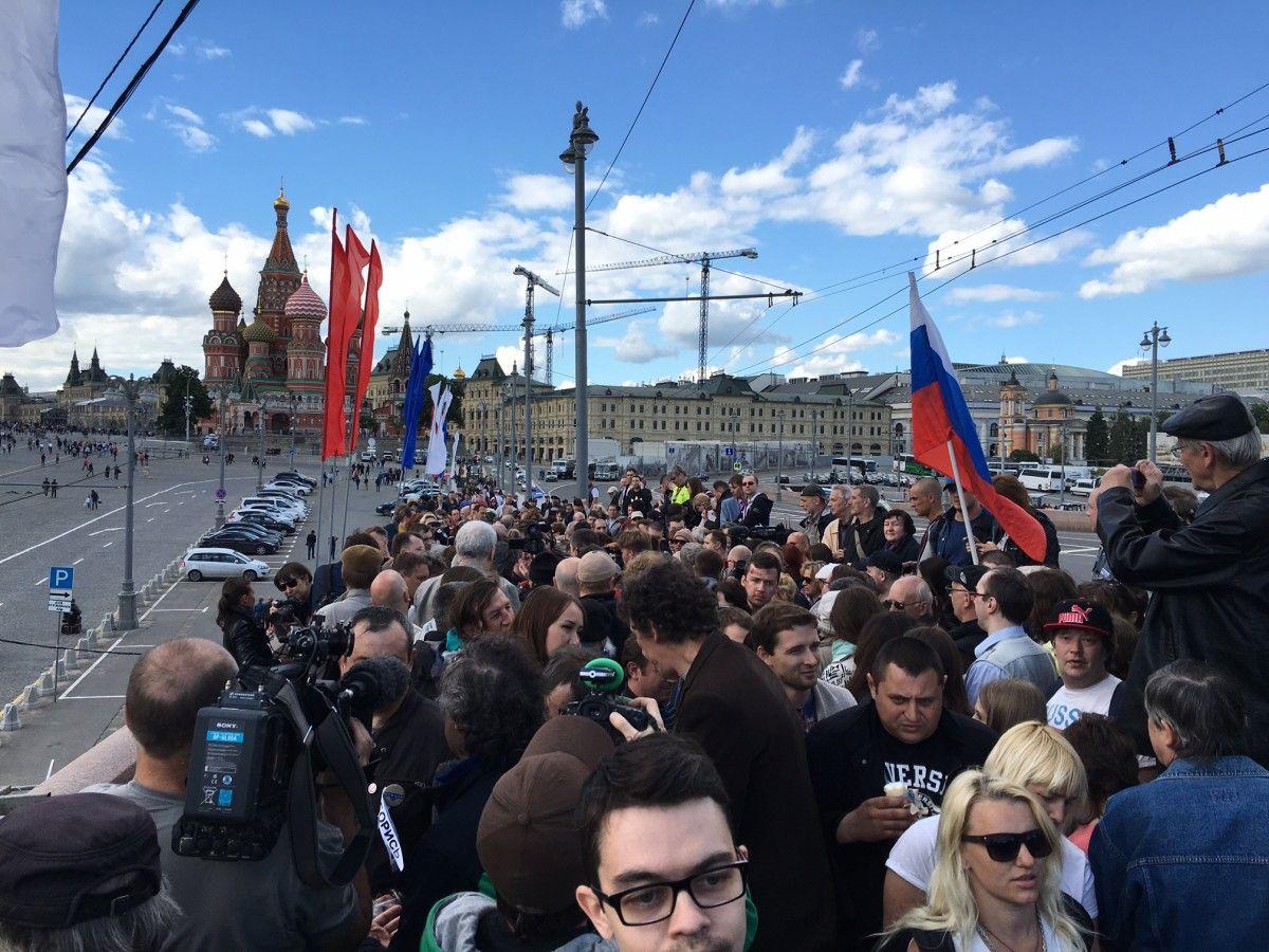 В России набирает обороты социально-экономическая и политическая напряженность - СМИ