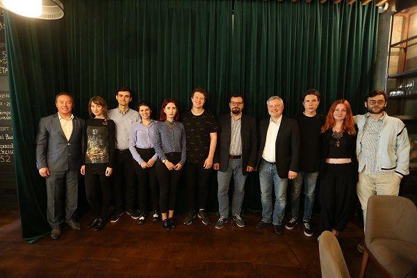 Організатори та учасники прес-конференції