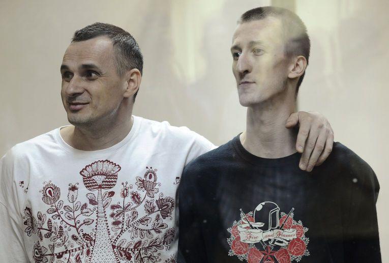 Сенцов та Кольченко / REUTERS