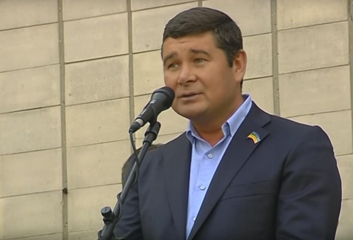 Онищенко якобы обещает вернуться в парламент / youtube.com