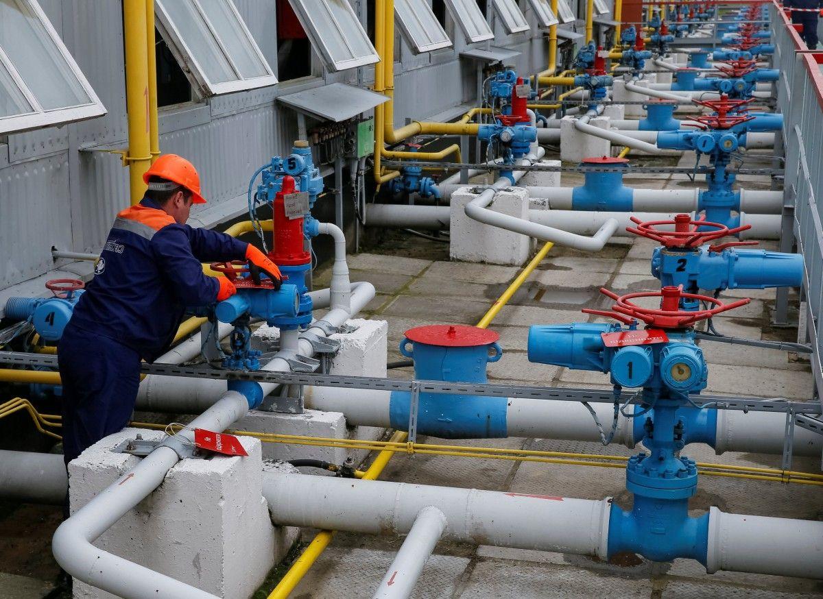 Еврокомиссия допускает газовые переговоры с Украиной и РФ в сентябре