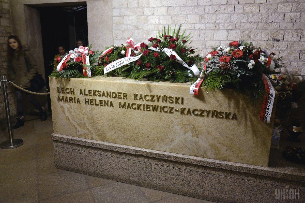 Польські опозиціонери стверджують, що катастрофа стала наслідком замаху на життя Качинського / Фото УНІАН