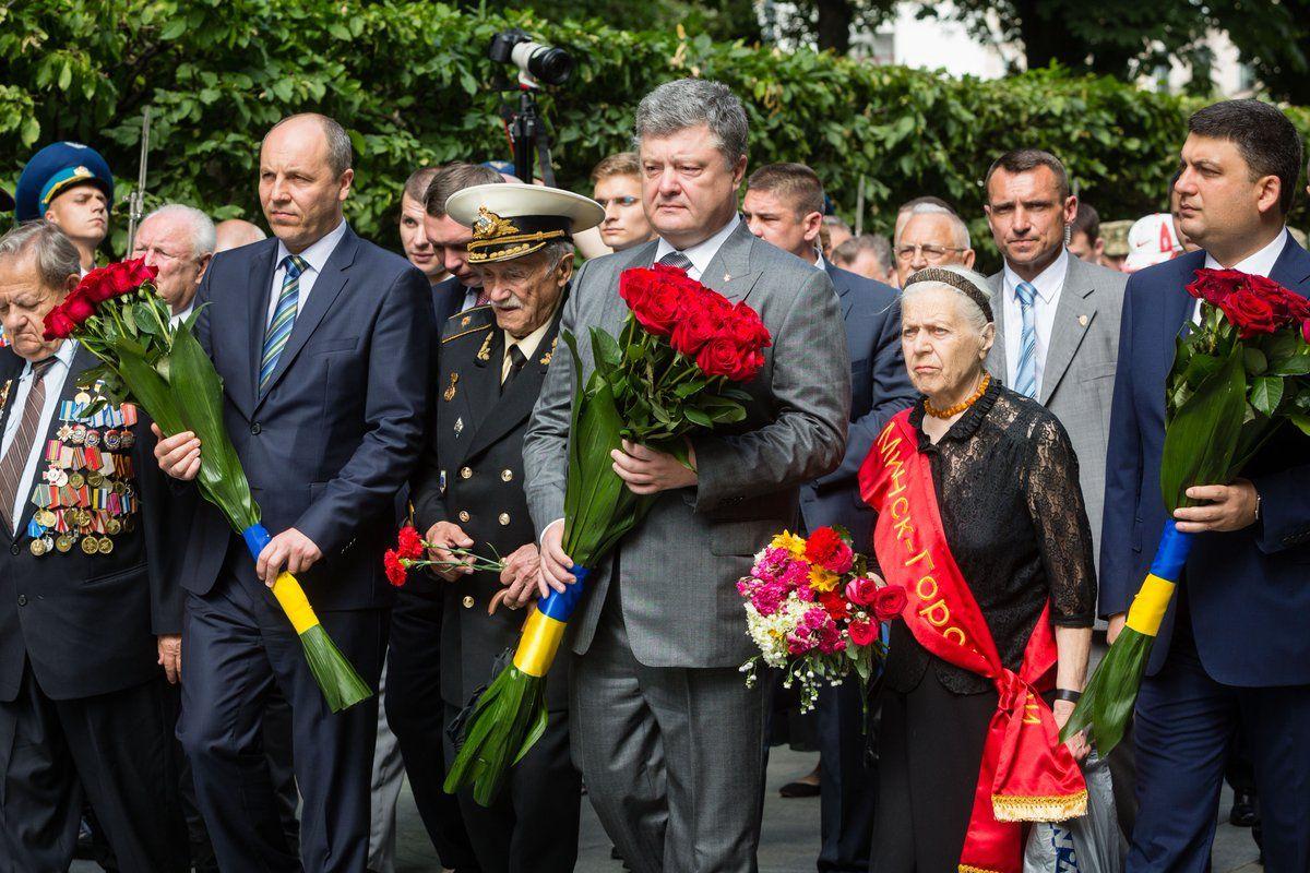 Порошенко / twitter.com/poroshenko