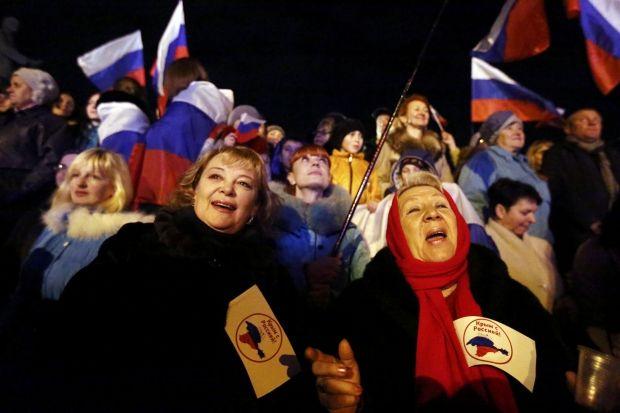 Нужно сохранять возможность интеграции крымчан вукраинское пространство— Черныш