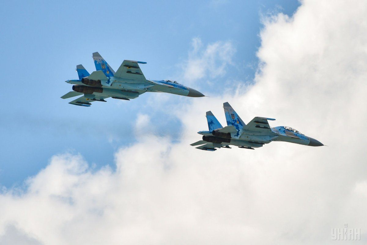 Стрельбы будут проводиться ввоздушном пространстве Украины— ВСУ