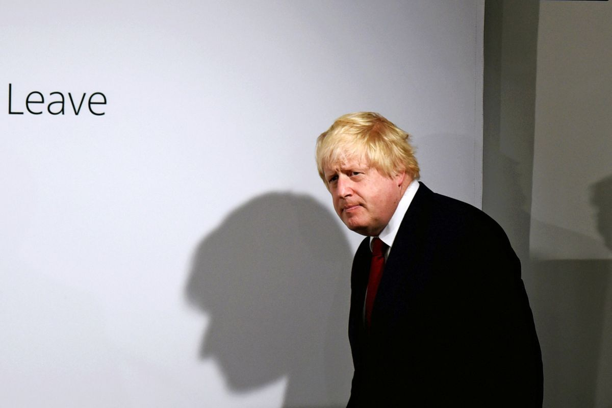 Борис Джонс / REUTERS