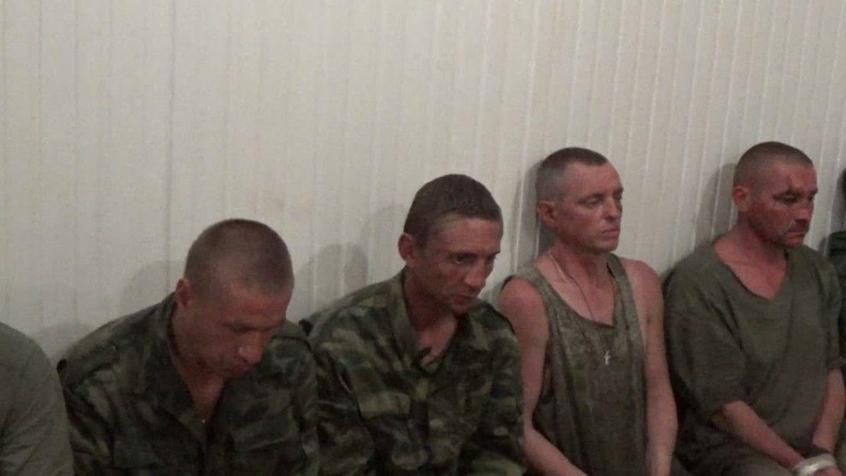 Боевики, Мариуполь / Фото СБУ
