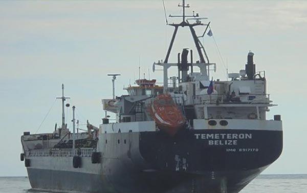 танкер / Фото chaniapost.eu