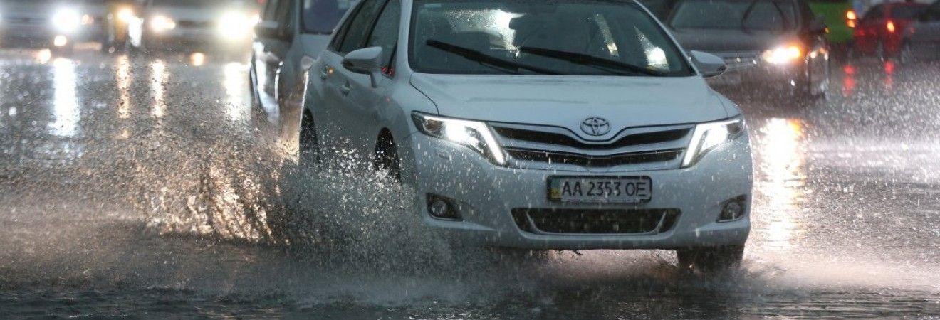 На популярних українських маршрутах сьогодні без опадів, на вихідних пройдуть дощі