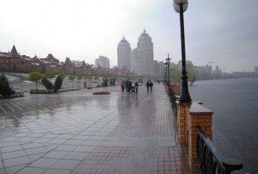 U Kyjevi syohodni projde došč, temperatura vden' do +14°
