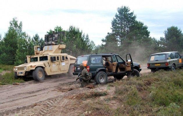"""Як підрозділи """"ЛитПполУкрбригу"""" тренувалися знешкоджувати бойовиків  - фото 3"""