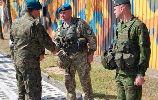 """Як підрозділи """"ЛитПполУкрбригу"""" тренувалися знешкоджувати бойовиків  - фото 7"""