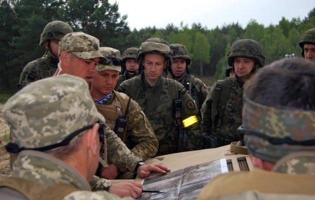 """Як підрозділи """"ЛитПполУкрбригу"""" тренувалися знешкоджувати бойовиків  - фото 1"""