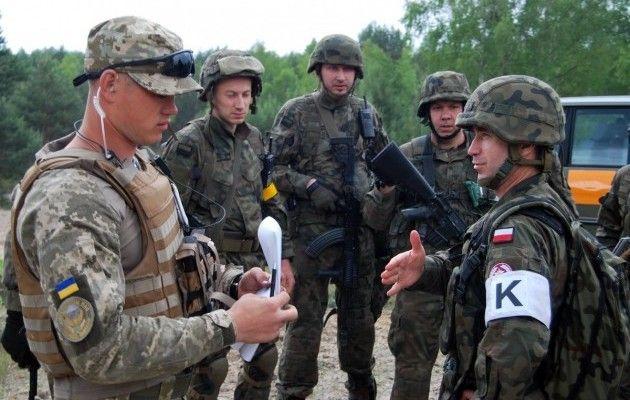 """Як підрозділи """"ЛитПполУкрбригу"""" тренувалися знешкоджувати бойовиків  - фото 6"""