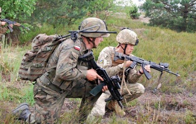 """Як підрозділи """"ЛитПполУкрбригу"""" тренувалися знешкоджувати бойовиків  - фото 5"""