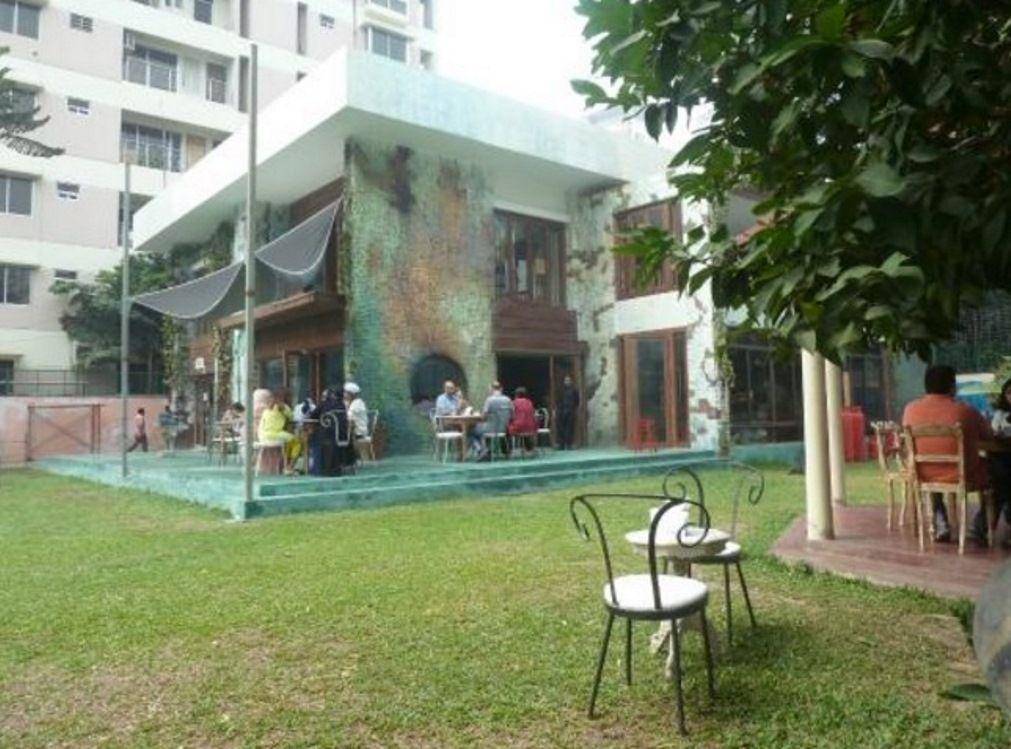 Кафе находится неподалеку от нескольких посольств / Фото tripadvisor.ca