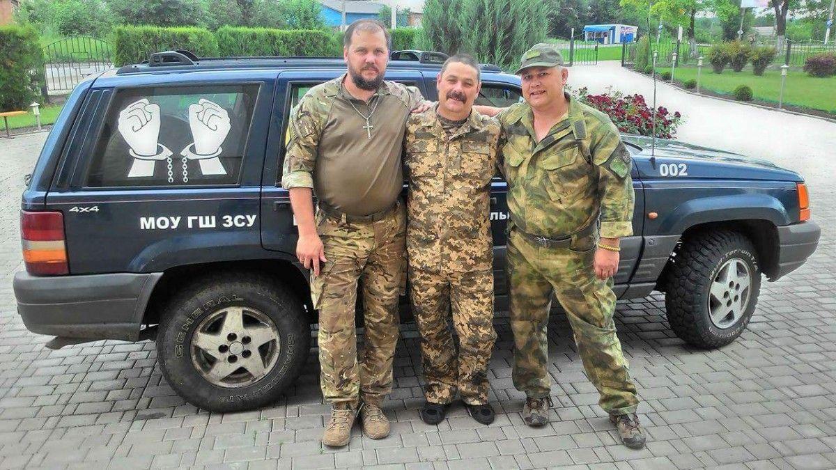 Кучевский / facebook.com/Budik.v.v