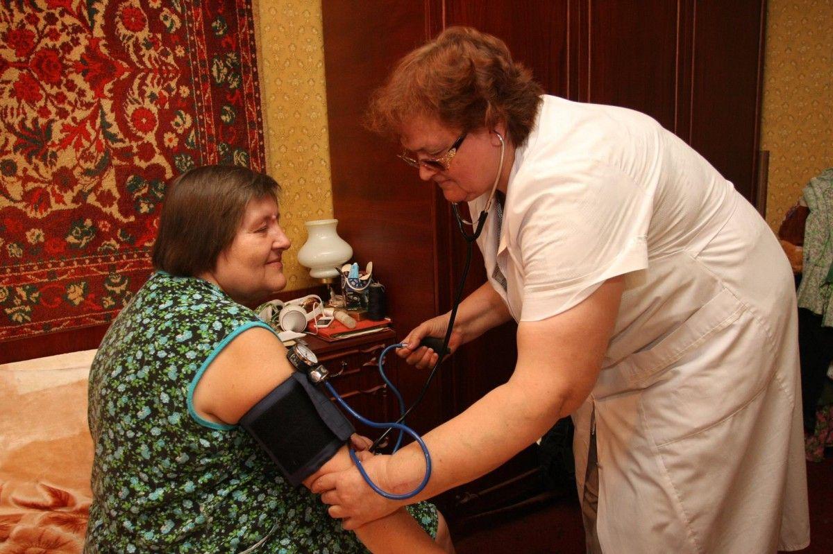 Жінці надали медичну допомогу