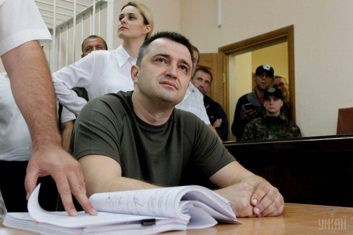 Військовий прокурор сил АТО Костянтин Кулик / УНIАН