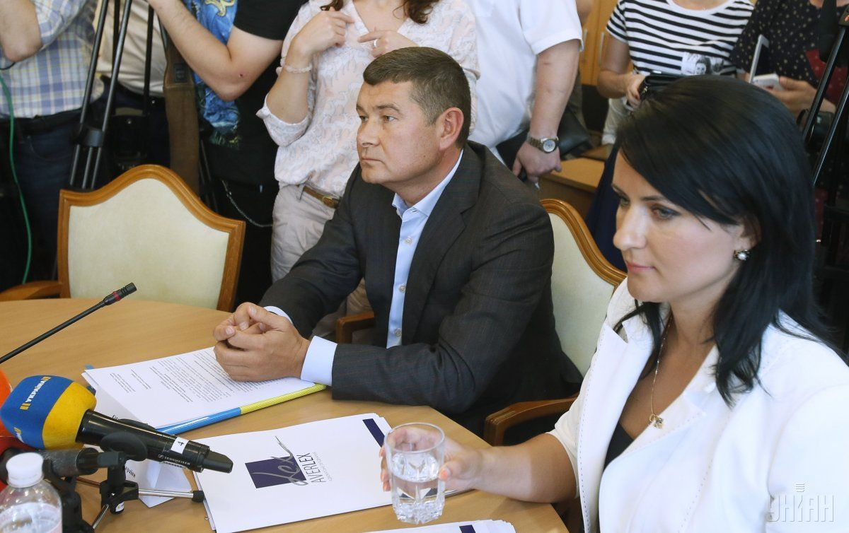 НАБУ имеет право ходатайствовать перед судом относительно принудительного привода Онищенко / Фото УНИАН