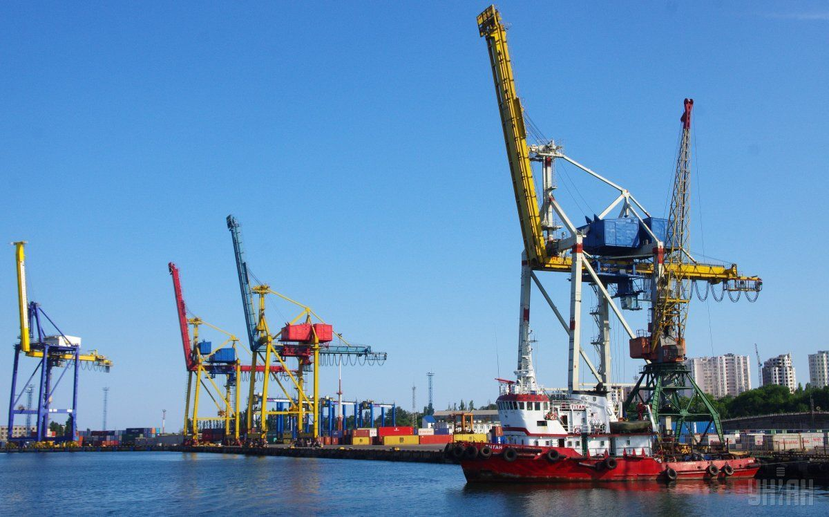 Larger port facilities like Pivdenny or Illichivsk may also be offered for concession / Photo from UNIAN