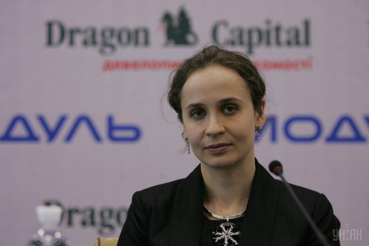 Клименко розглядала державну службу як волонтерський проект / Фото УНІАН