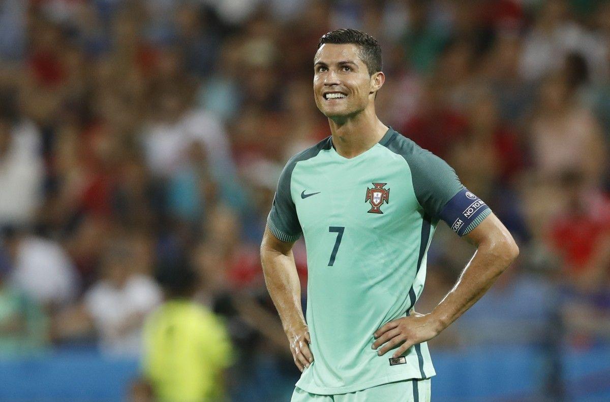 Роналду догнал Платини всписке наилучших бомбардиров чемпионатов Европы