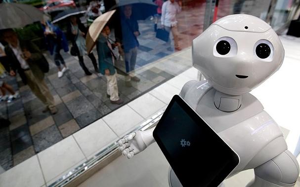 робот / REUTERS