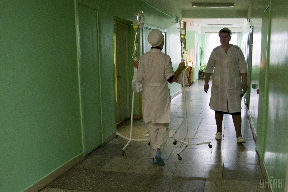 больница / Фото УНИАН
