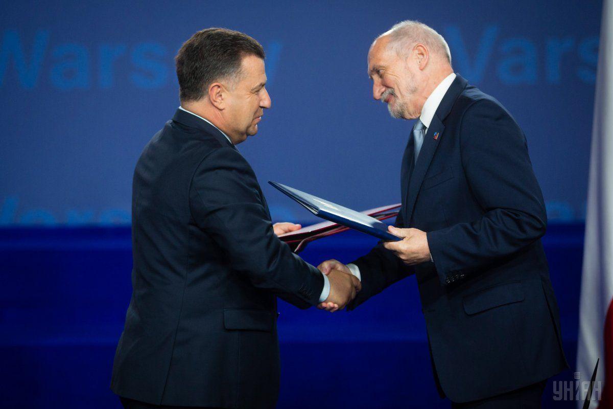Сторони домовилися про військово-технічну співпрацю / УНІАН