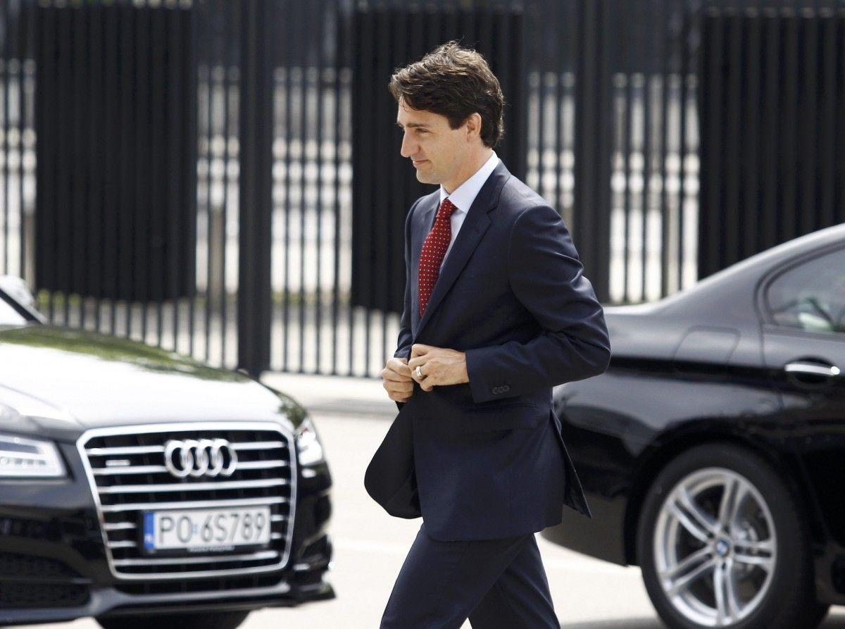 Премьер Канады 11июля прилетит в Украинское государство подписывать контракта осотрудничестве