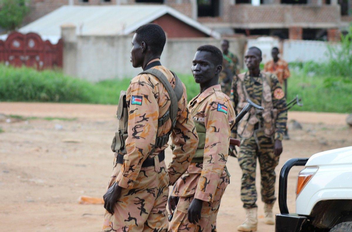 Генеральный секретарь ООН осуждает возобновление боев встолице Южного Судана