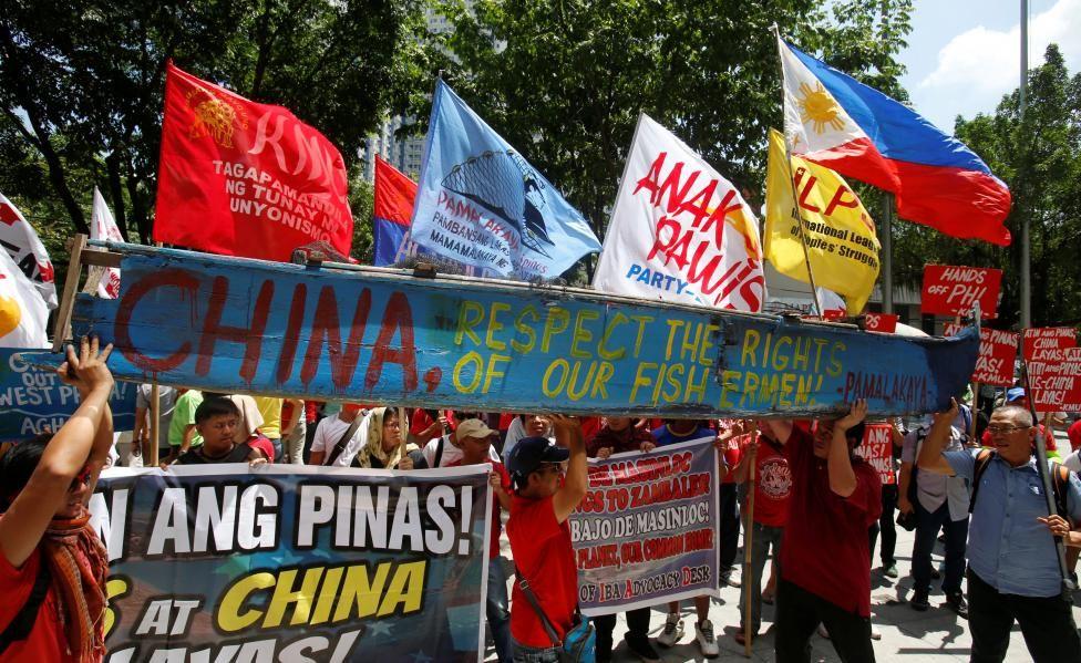 Южной-Китайские / REUTERS