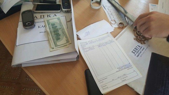 У Примакова знайшли хабар за виділення землі / ssu.gov.ua