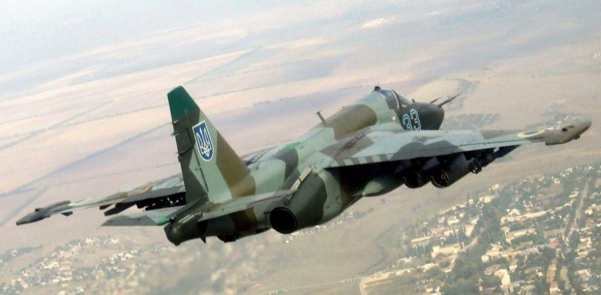 Су-25 / Фото ТСН