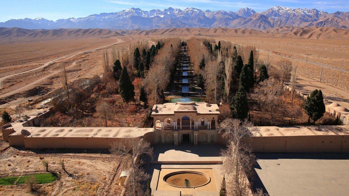 Персидский кяриз в течение столетий поддерживал сельскохозяйственные районы Ирана в засушливой местности / Фото S.H. Rashedi via unesco.org