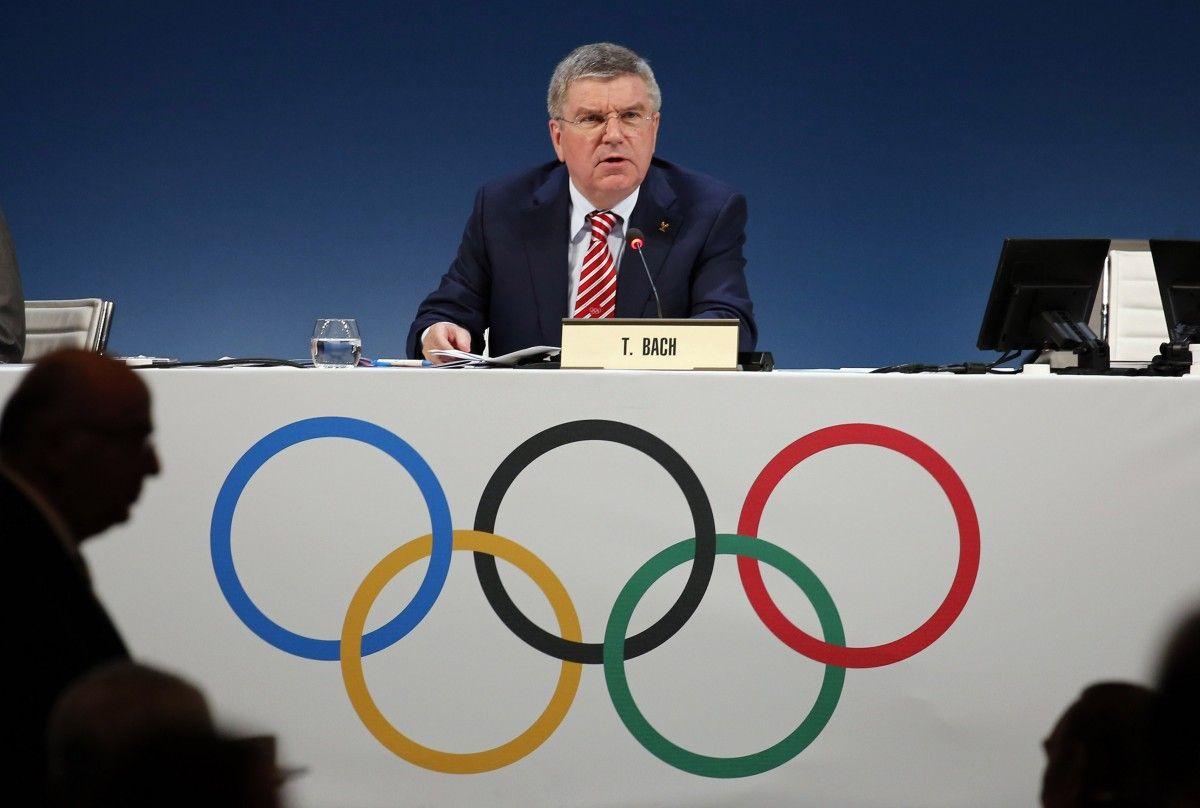 МОК призвал заморозить приготовления к большим соревнованиям вРФ