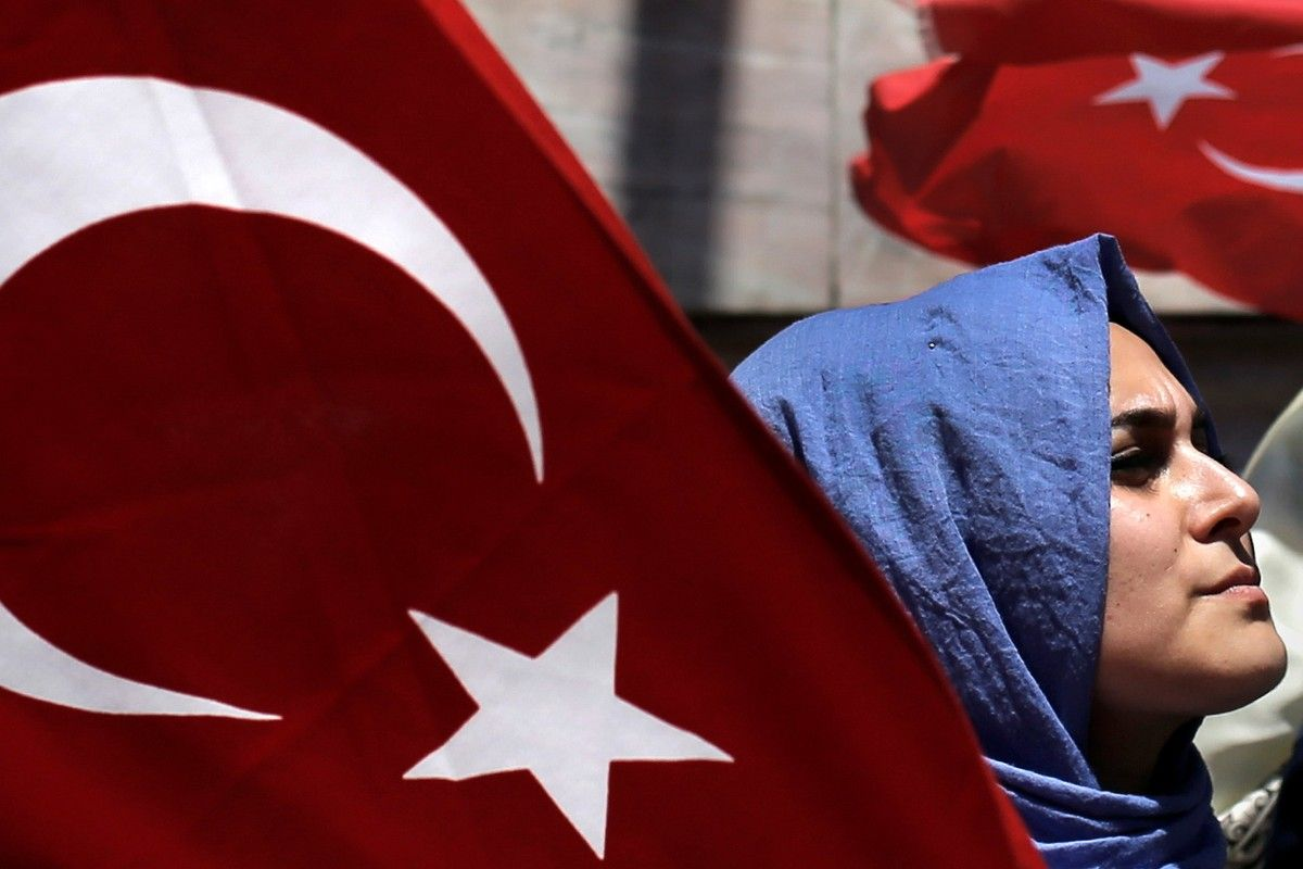 Флаг Турции / REUTERS