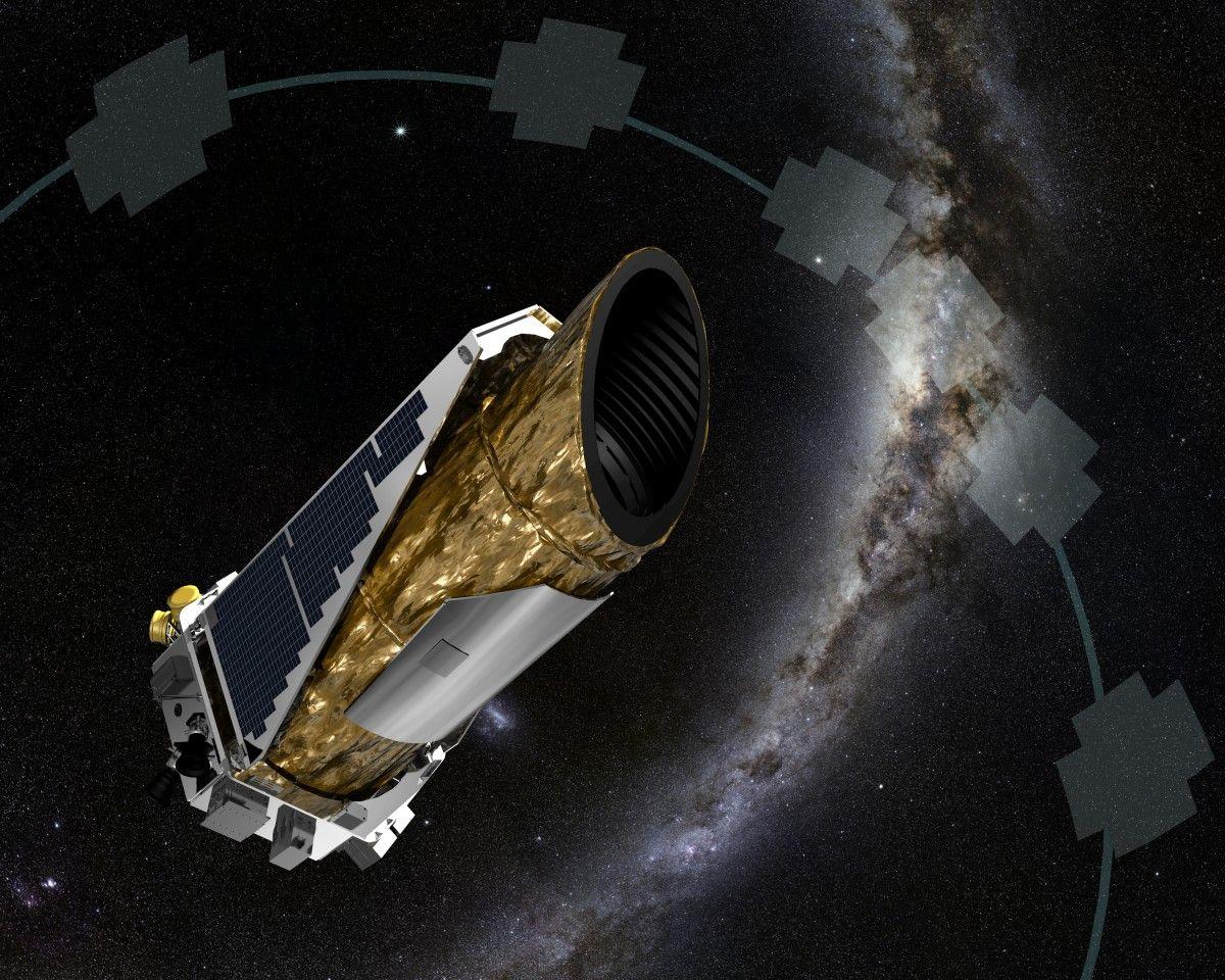 BNASA проинформировали оботкрытии 100 новых планет запределами Солнечной системы